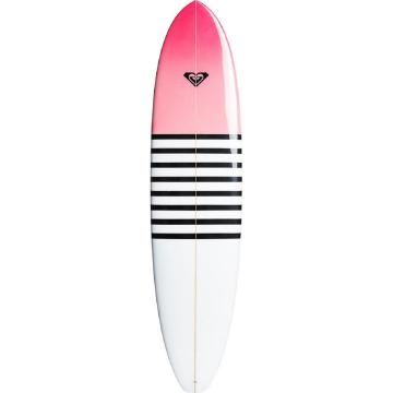 "Roxy 2020 Minimal 7'0"" Surfboard - Pink"