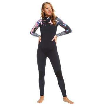 Roxy 2021 Women's 3/2 Popsurf Full Zip