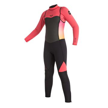 Roxy 2017 Girls Syncro 3/2mm Steamer Wetsuit - 2-7 Years