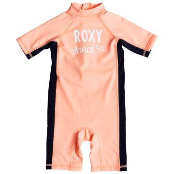 Roxy Thermo - Short Sleeve UPF 50 One-Piece Rashguard