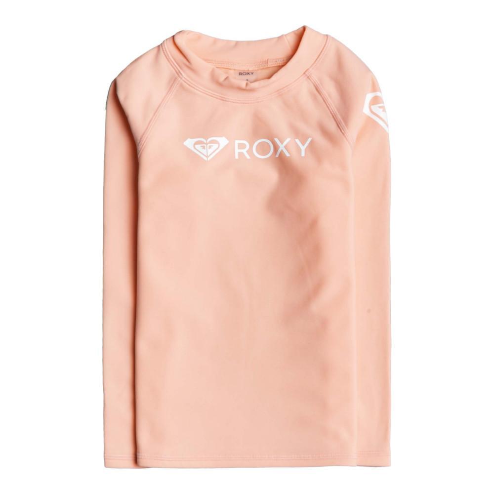 2021 Girls Heater Long Sleeve Rash Vest