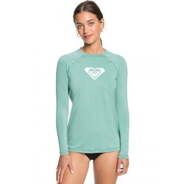 Roxy 2021 Women's Beach Classics Long Sleeve Lycra - Blue - Blue
