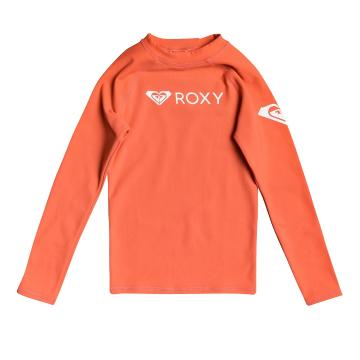 Roxy 2021 Girls Heater Long Sleeve - Black
