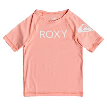 Roxy Funny Waves - Short Sleeve UPF 50 Rashguard