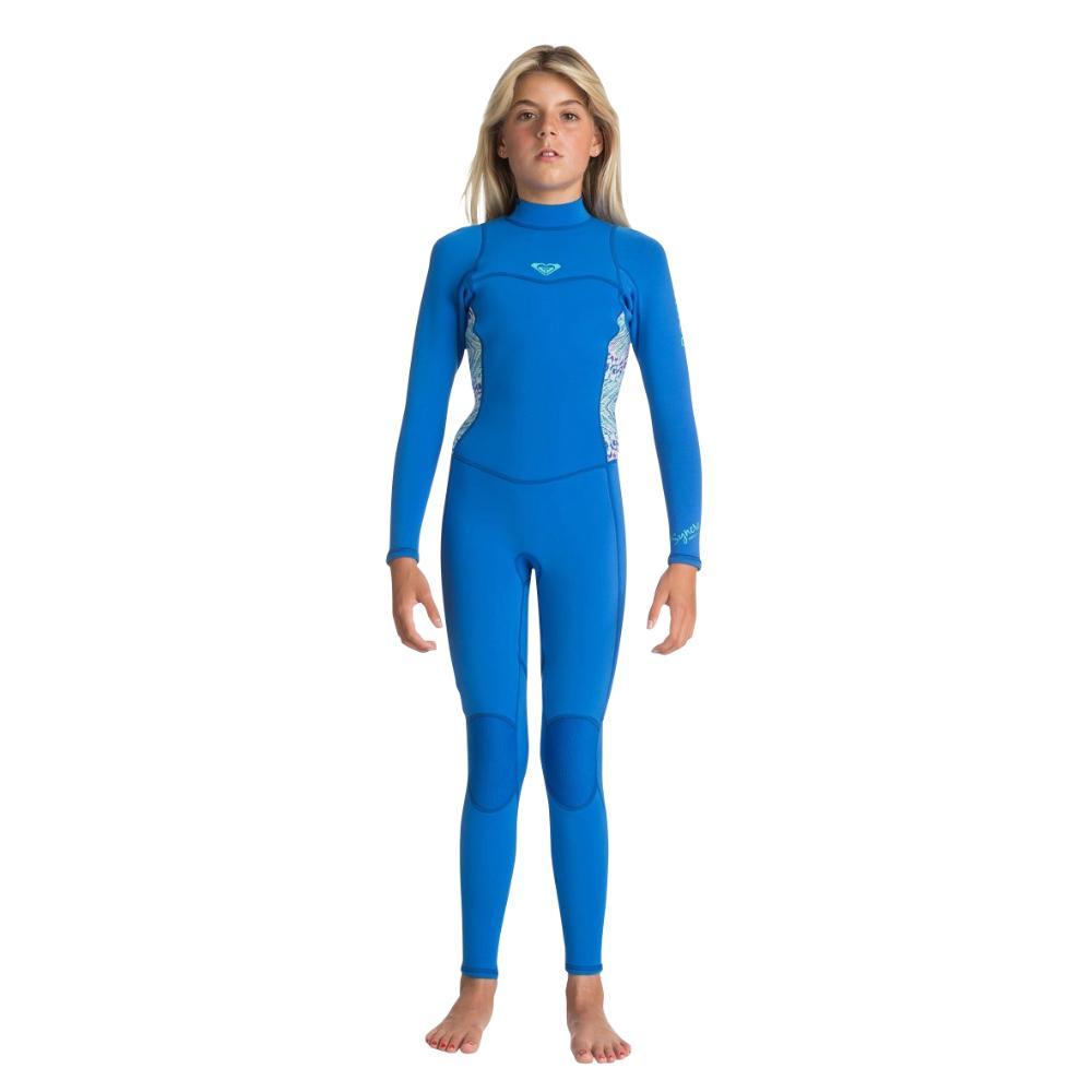 Girl's 3/2mm Syncro Steamer Wetsuit - Back Zip
