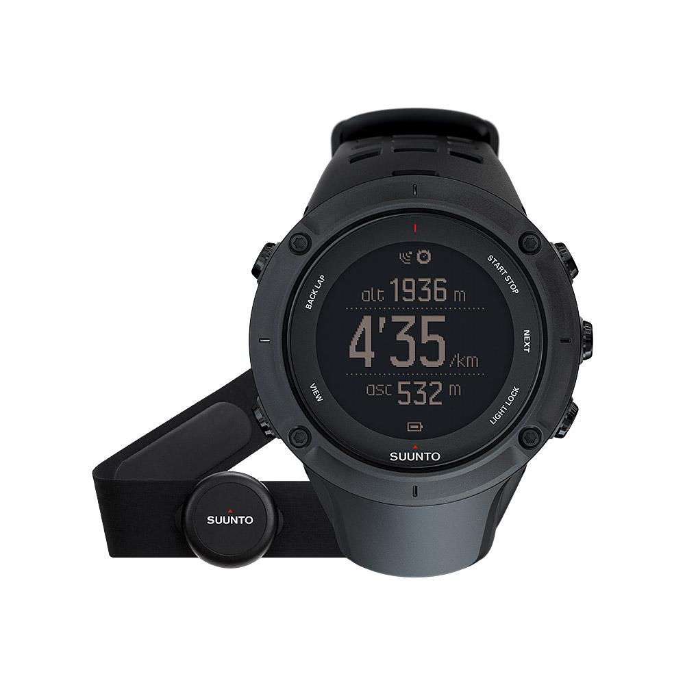 Ambit3 Peak Black Heart Rate and GPS Watch