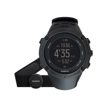 Suunto Ambit3 Peak Black Heart Rate and GPS Watch
