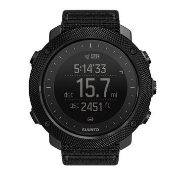 Suunto Traverse Alpha GPS Watch - Stealth
