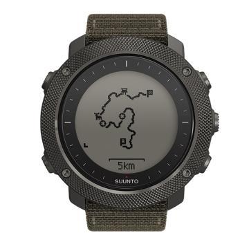 Suunto Traverse Alpha GPS Watch - Foliage