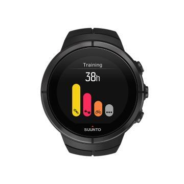 Suunto Spartan Ultra Titanium Multisport HR GPS Watch