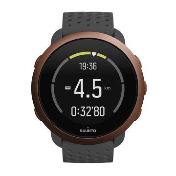 Suunto 3 Watch - Slate Grey Copper