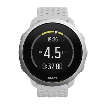 Suunto 3 Watch - Pebble White - Pebble White