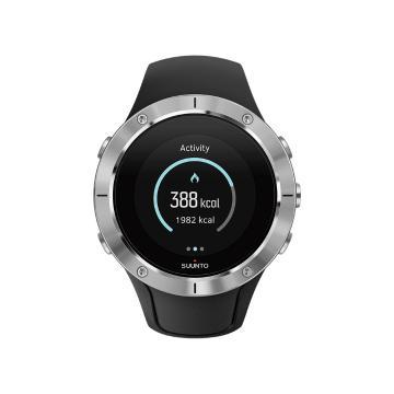 Suunto Spartan Trainer Multisport HR GPS Metal Watch - Steel