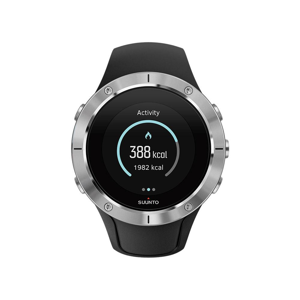 Spartan Trainer Multisport HR GPS Watch - Metal