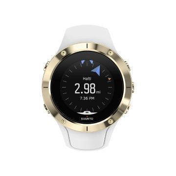 Suunto Spartan Trainer Multisport HR GPS Metal Watch - Gold