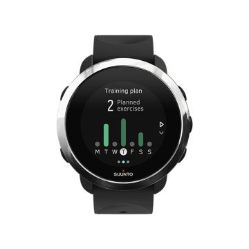 Suunto 3 Fitness Watch - Black
