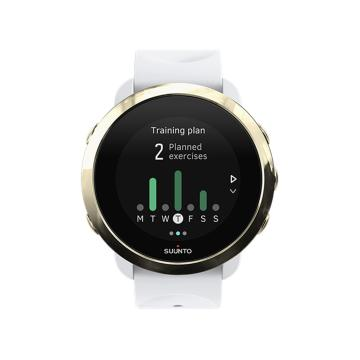 Suunto 3 Fitness Watch - Gold