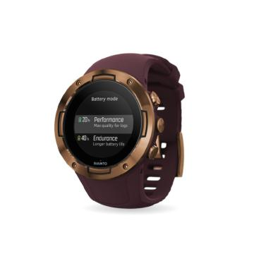 Suunto 5 Burgundy Copper - Burgundy Copper