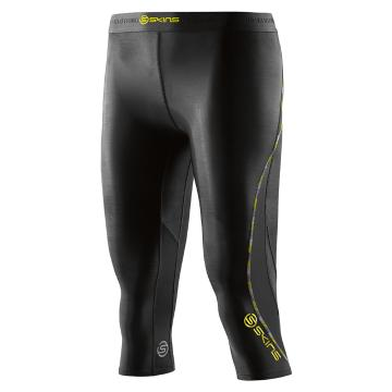 Skins Women's DNAmic Capri Compression Tights - Black