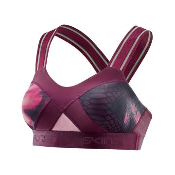 Skins Women's DNAmic Speed Sports Bra - Exotica