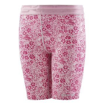 Skins Youth Primary 1/2 Tights - Floral Pink