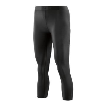 Skins Women's DNAmic 7/8 Tights - Black/Black
