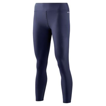 Skins Women's Soft 7/8 Skyscraper Tights - Navy