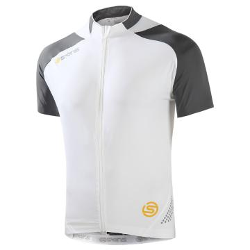 Skins Men's Cycle C400 Short Sleeve Cycle Jersey