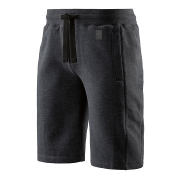 Skins Men's Linear Tech Fleece Shorts - Charcoal Marle