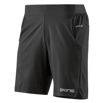 Skins Men's S Nore Shorts 8 Inch Black