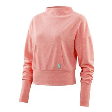 Skins Women's Wireless Sport Fleece Crew Top