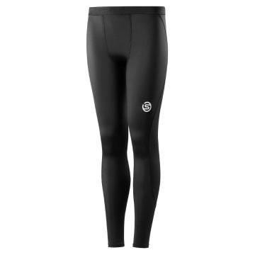 Skins Youth 1-Series Long Tights - Black