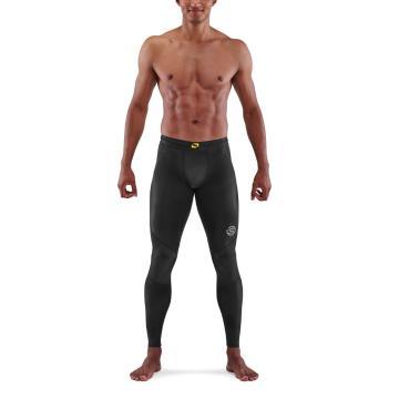 Skins Men's 3-Series Long Tights - Black