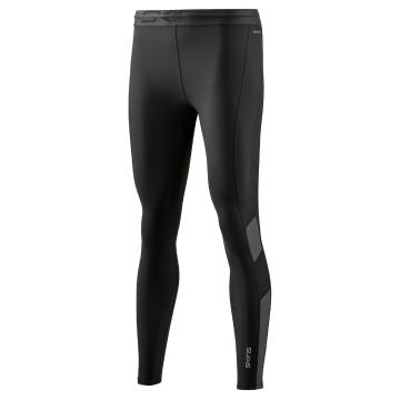 Skins Women's Thermal  Long Tights - Black/Charcoal