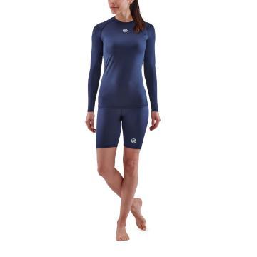 Skins Women's 1-Series Long Sleeve Top - Navy