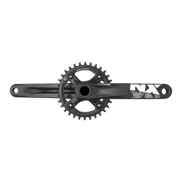 SRAM NX 1x X-SYNC Aluminium Crankset - BB30 170mm