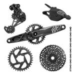 SRAM GX Eagle Groupset PF30 175 (BB Included)