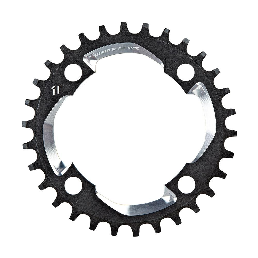X01 X-SYNC Chainring 11sp 94 - Blk/Sil 30T