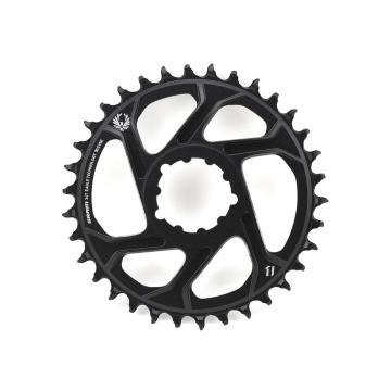 SRAM X-SYNC Direct Mount Eagle Chain Ring - Black