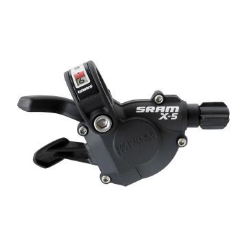 SRAM Shifter X5 Trigger 9sp Rear