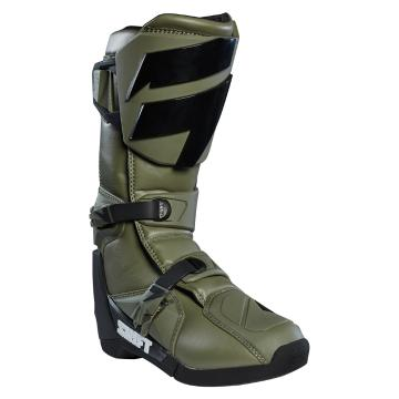 Shift 2018 WHIT3 Label Boots - Fatigue Green