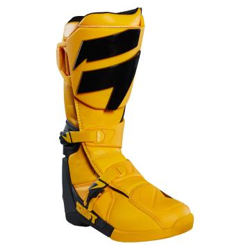 Shift WHIT3 Label Boots - Yellow