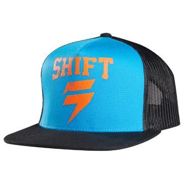 Shift Washout Mesh Snapback Hat
