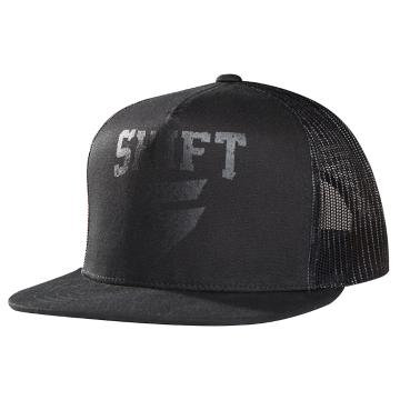 Shift Washout Mesh Snapback Hat