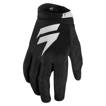 Shift 2018 Youth WHIT3 Air Glove - Black