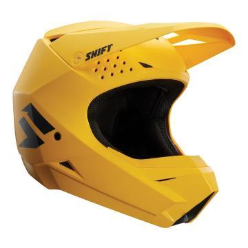 Shift 2018 WHIT3 Label Helmet - Yellow