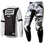 Shift 2018 Throwback Riding Gear Combo