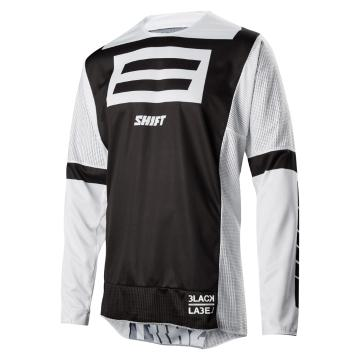 Shift 3LACK 20th Year Throwback Jersey - Black
