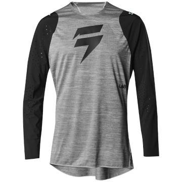 Shift 3Lue Label 2.0 Basalt LE Jersey - Black/Charcoal