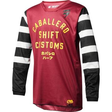 Shift Youth Whit3 Caballero X Lab Jersey
